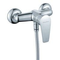 Johnson Suisse Galio Wall-mounted Shower Mixer